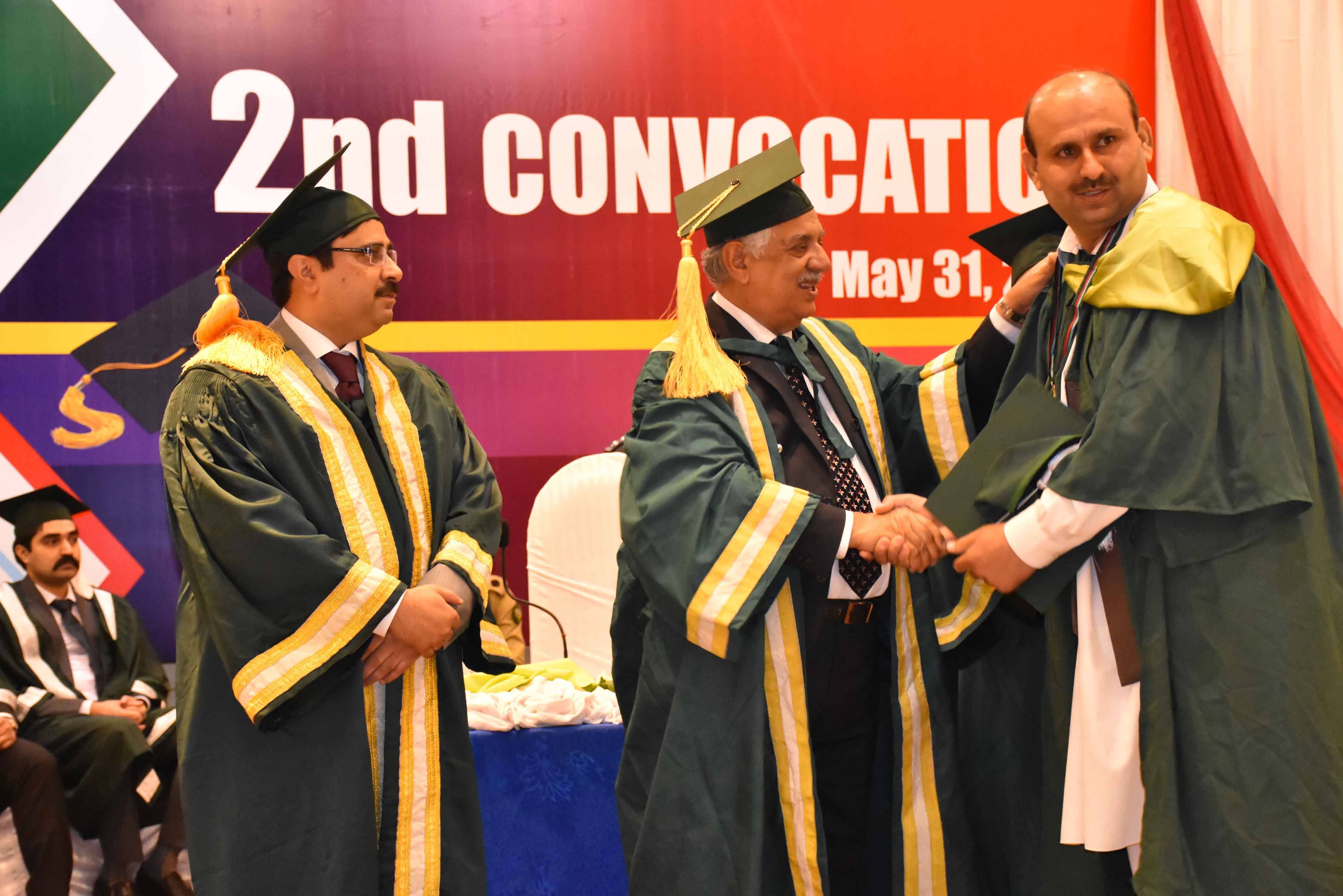 2nd Convocation of Abasyn University