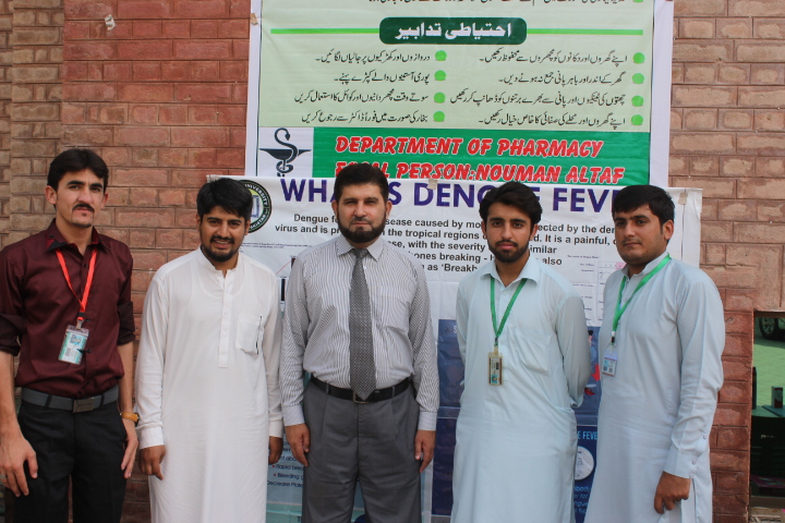 Dengue Awareness Help Desk
