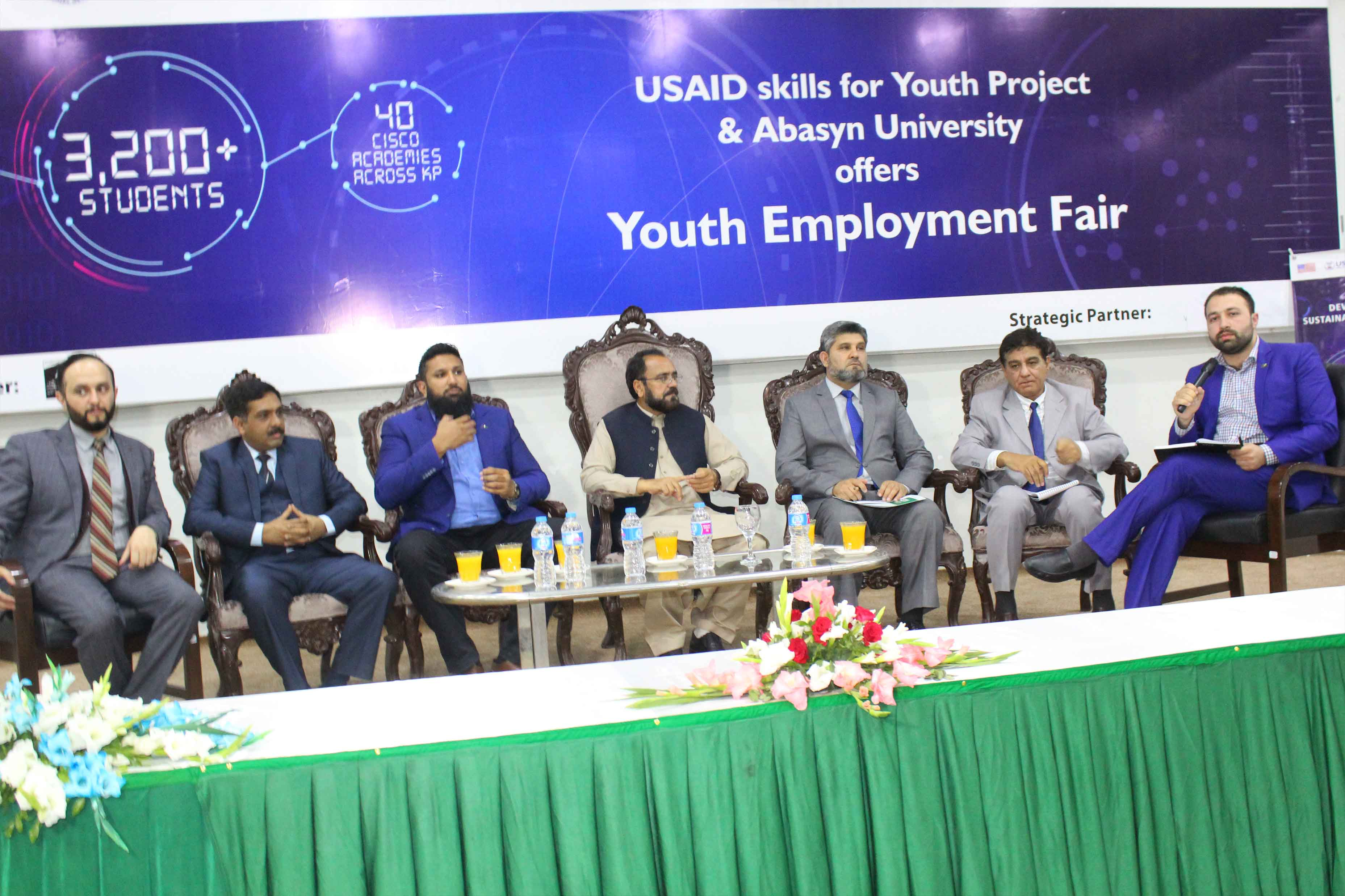 Youth Employment Fair 2018