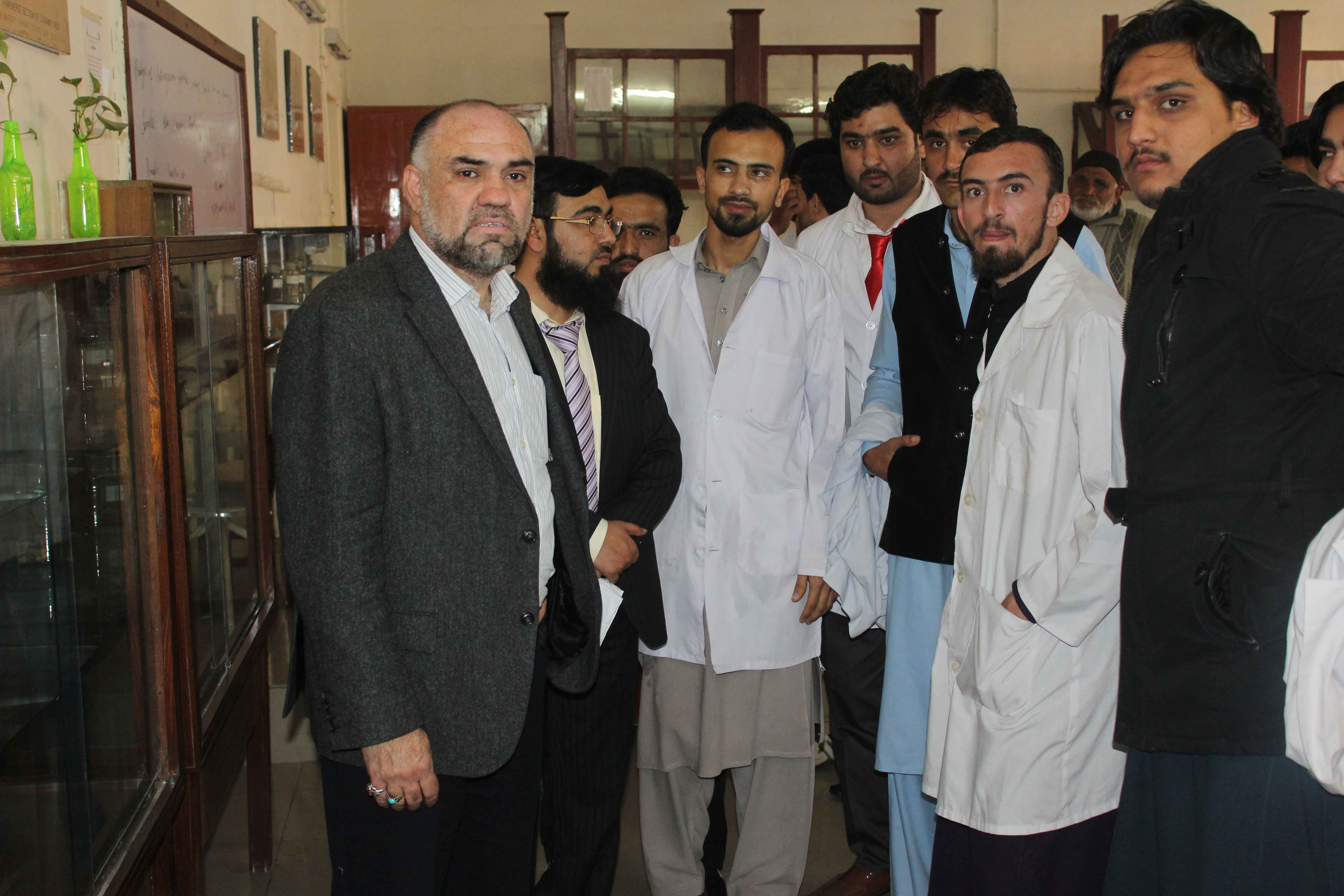Pharmacy Departments tour to Lahore