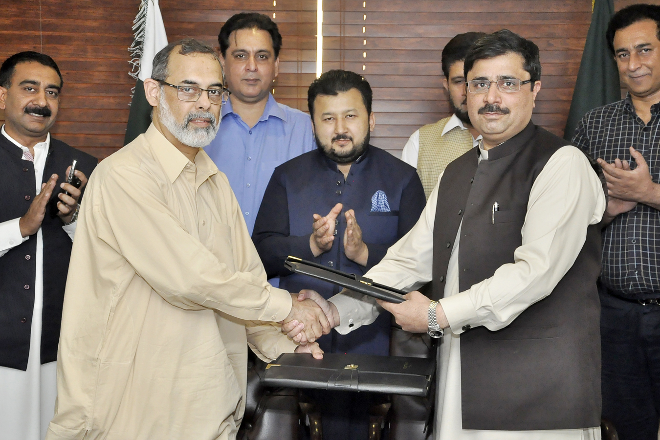 MOU with RCCI