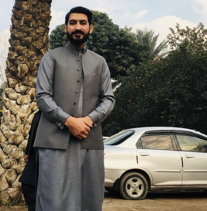 Alumni Muhammad Fawad khan Abasyn University Peshawar