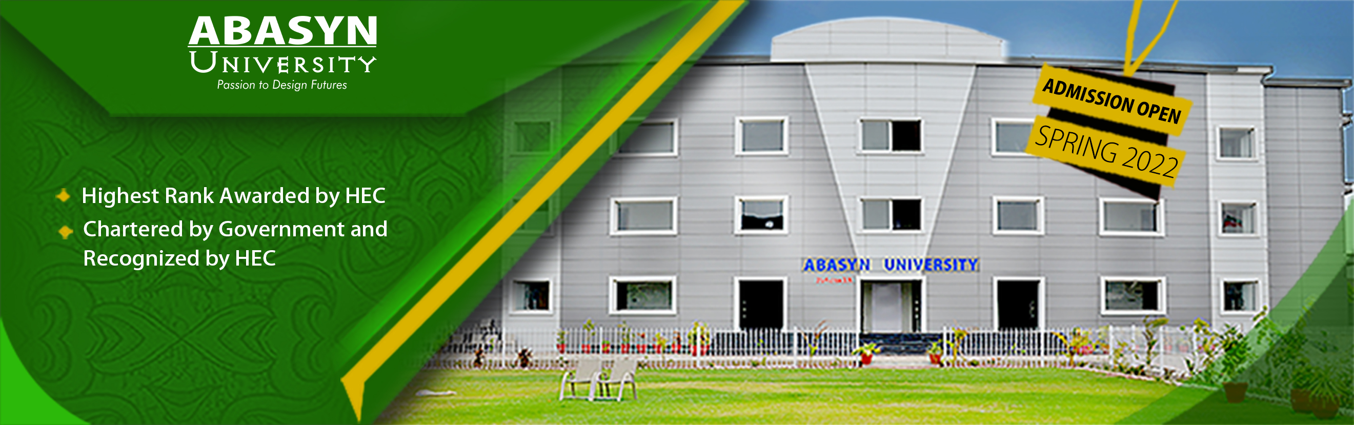 slider Abasyn University Peshawar