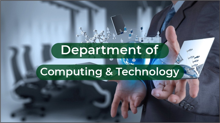Department of Computer & Technology