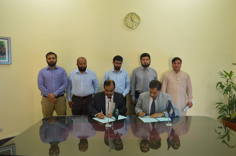 MOU with IM Sciences