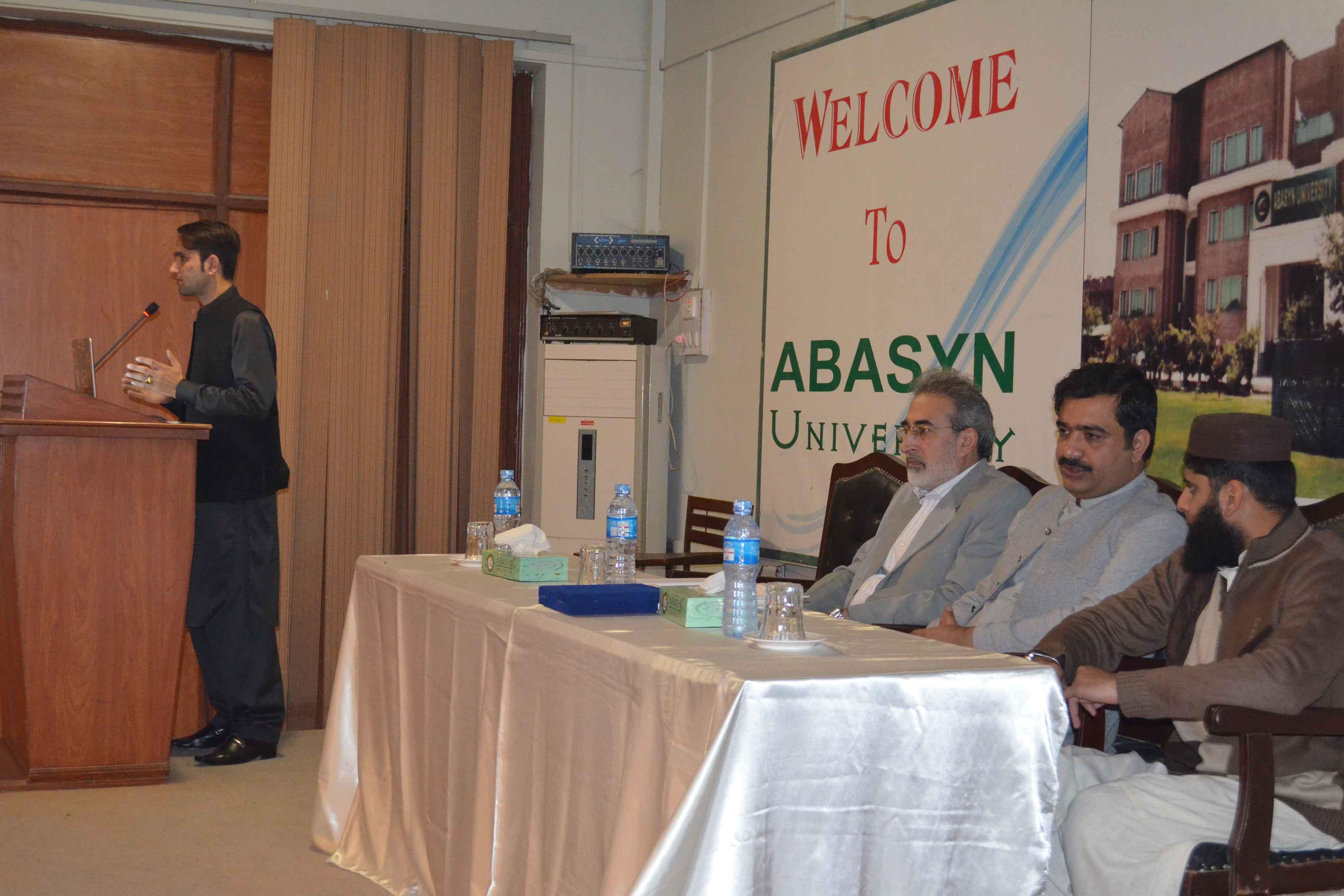 Seminar on Web Design & Development