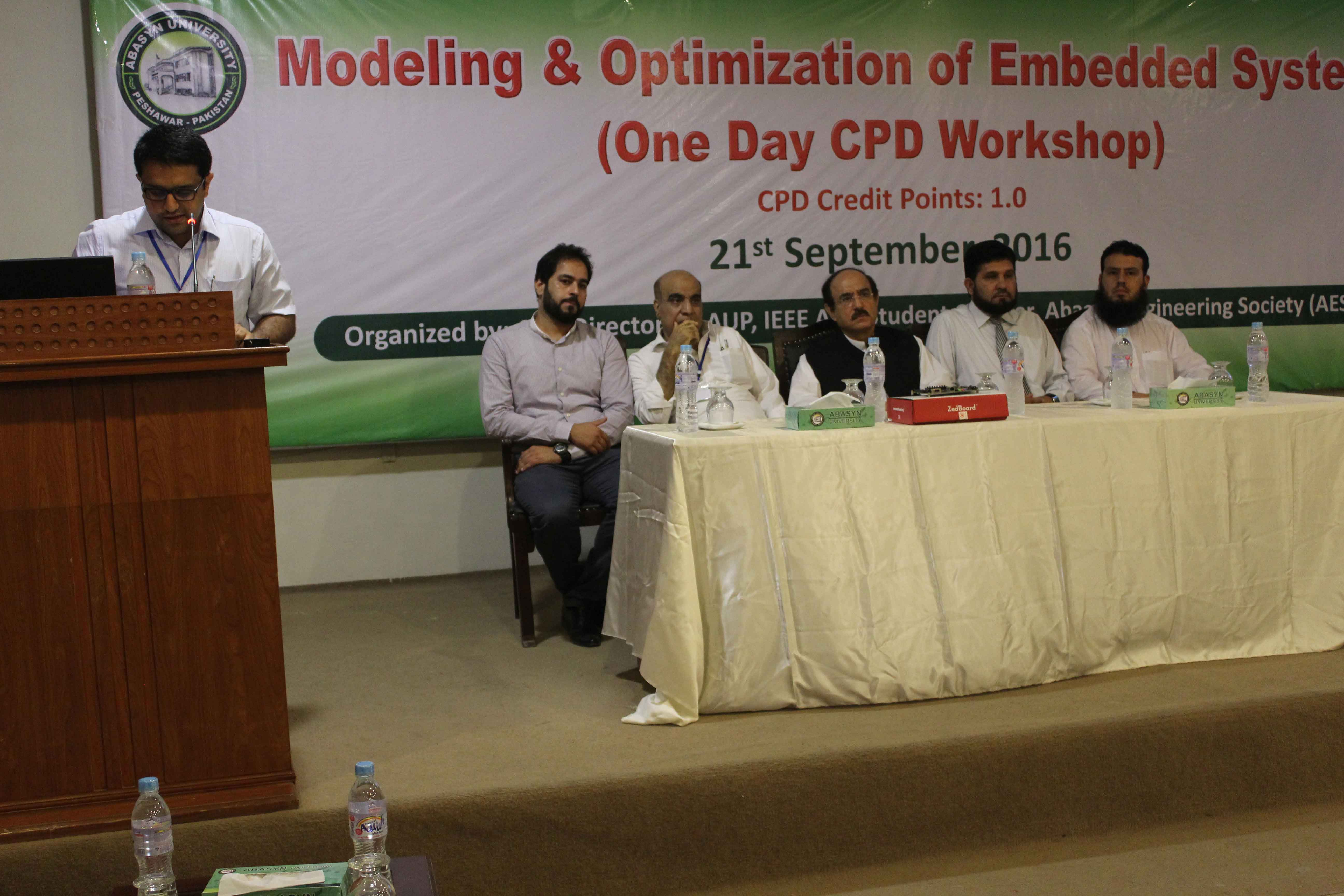 One Day CPD Workshop