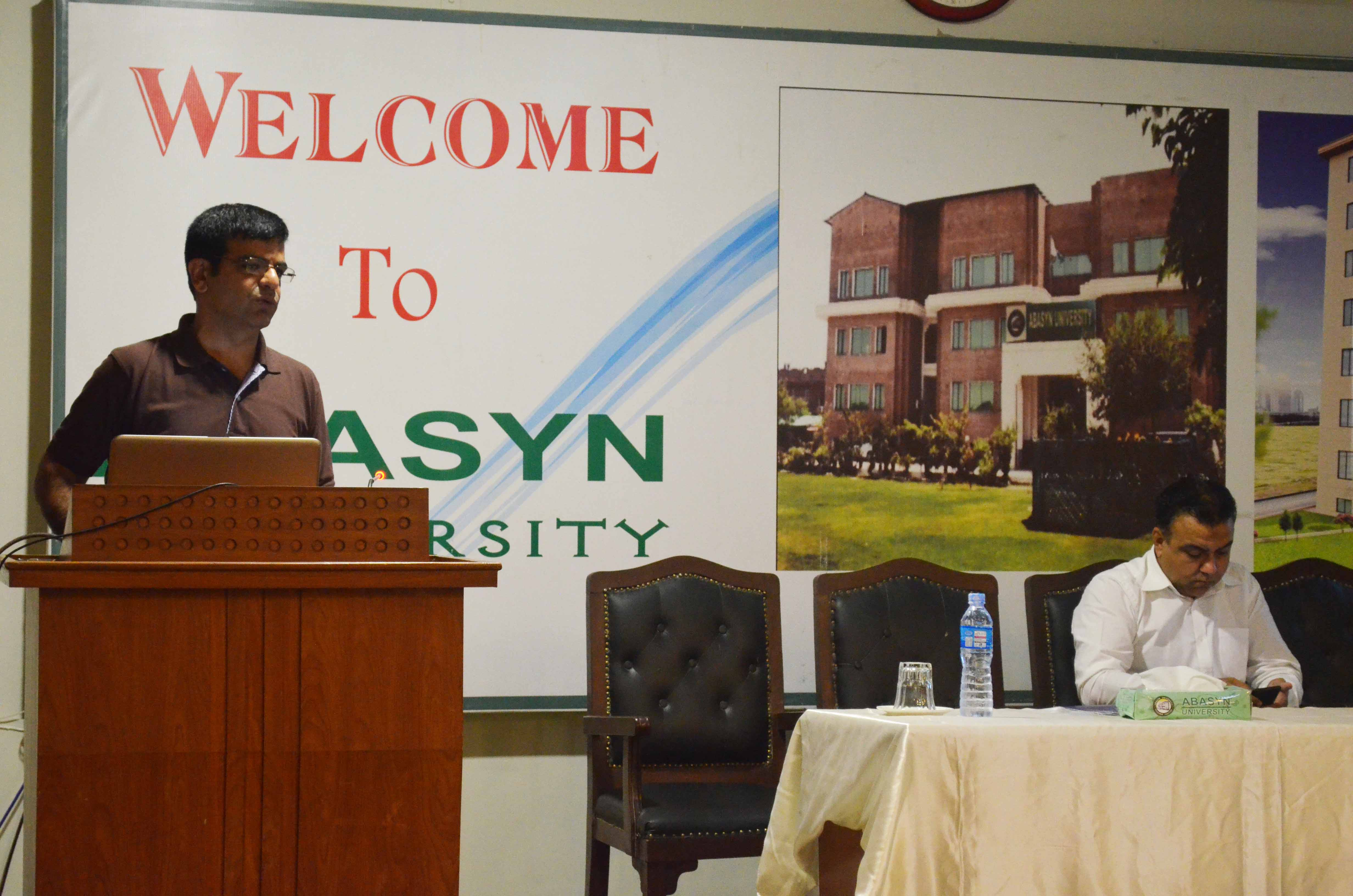 Workshop on career counseling