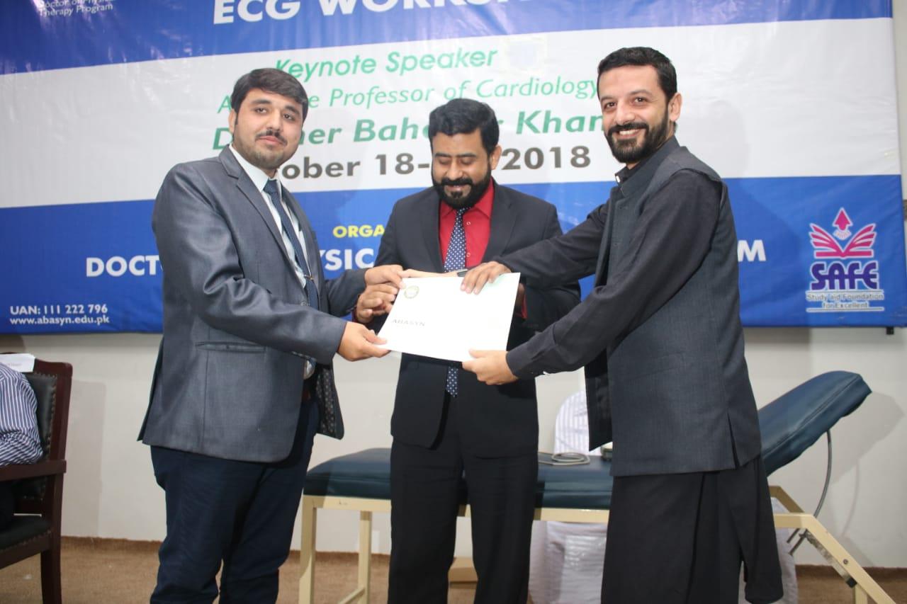 Two day ECG workshop