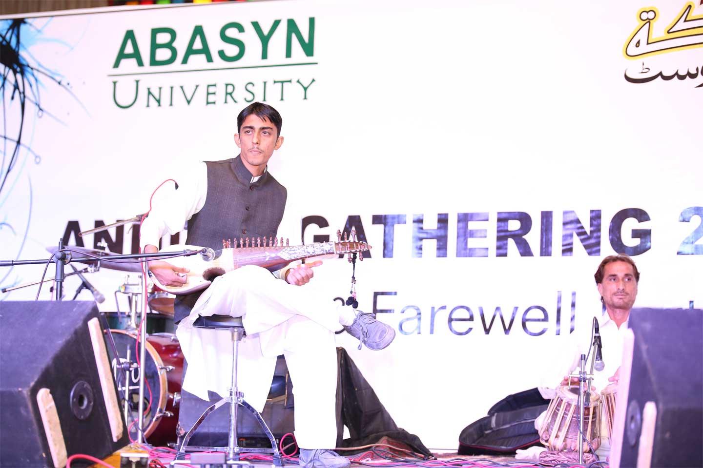 Abasyn university farewell party 2017