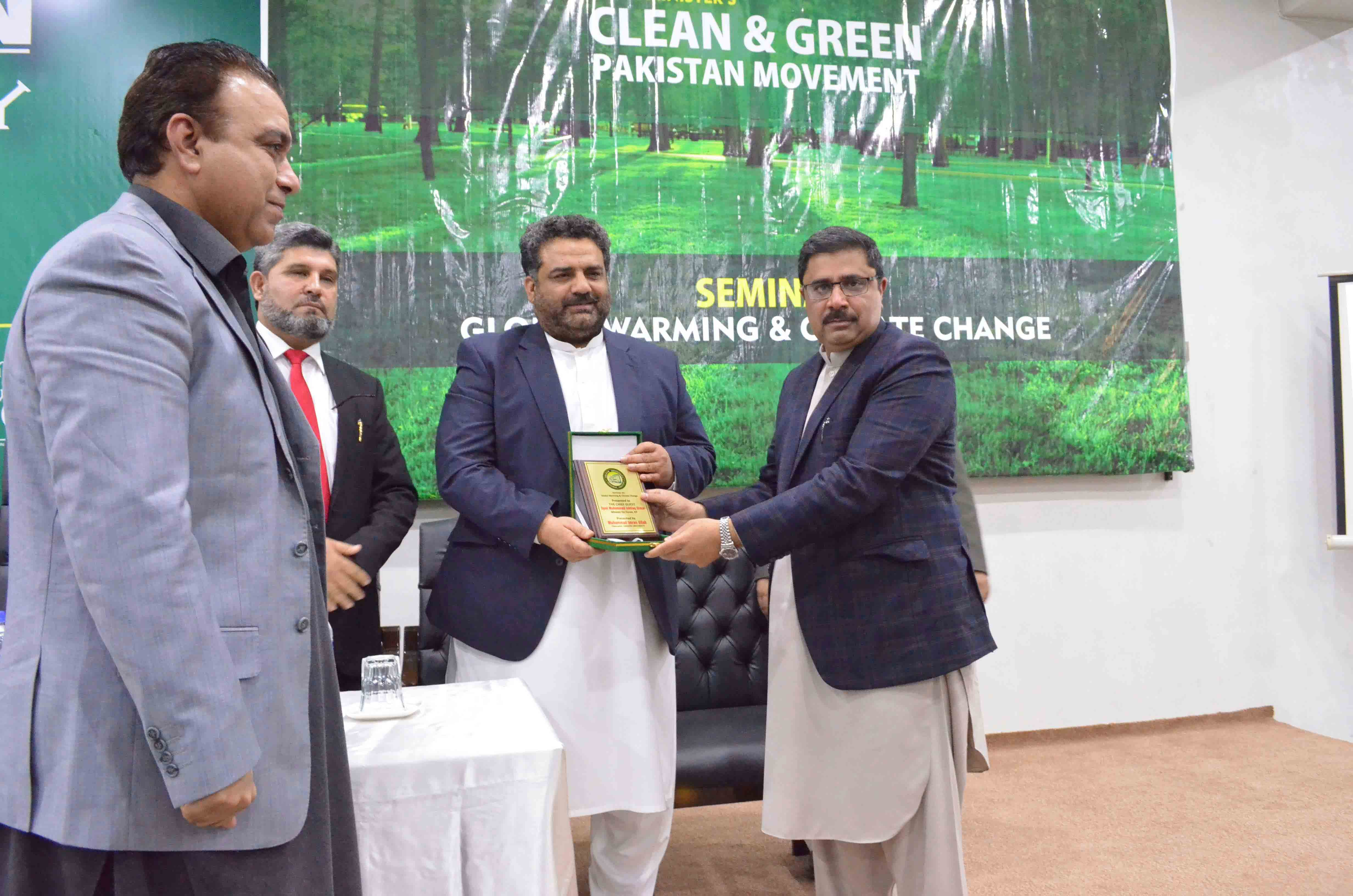 Green Pakistan Movement 2018
