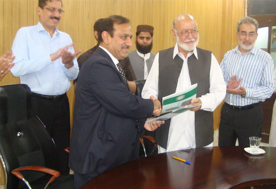 MOU with HINDKO board