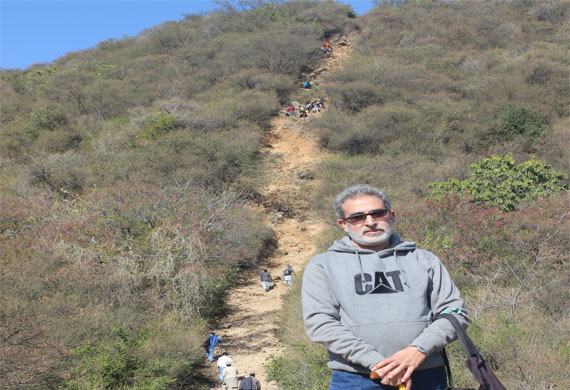 Faculty Trip to Islamabad Mountain Hiking