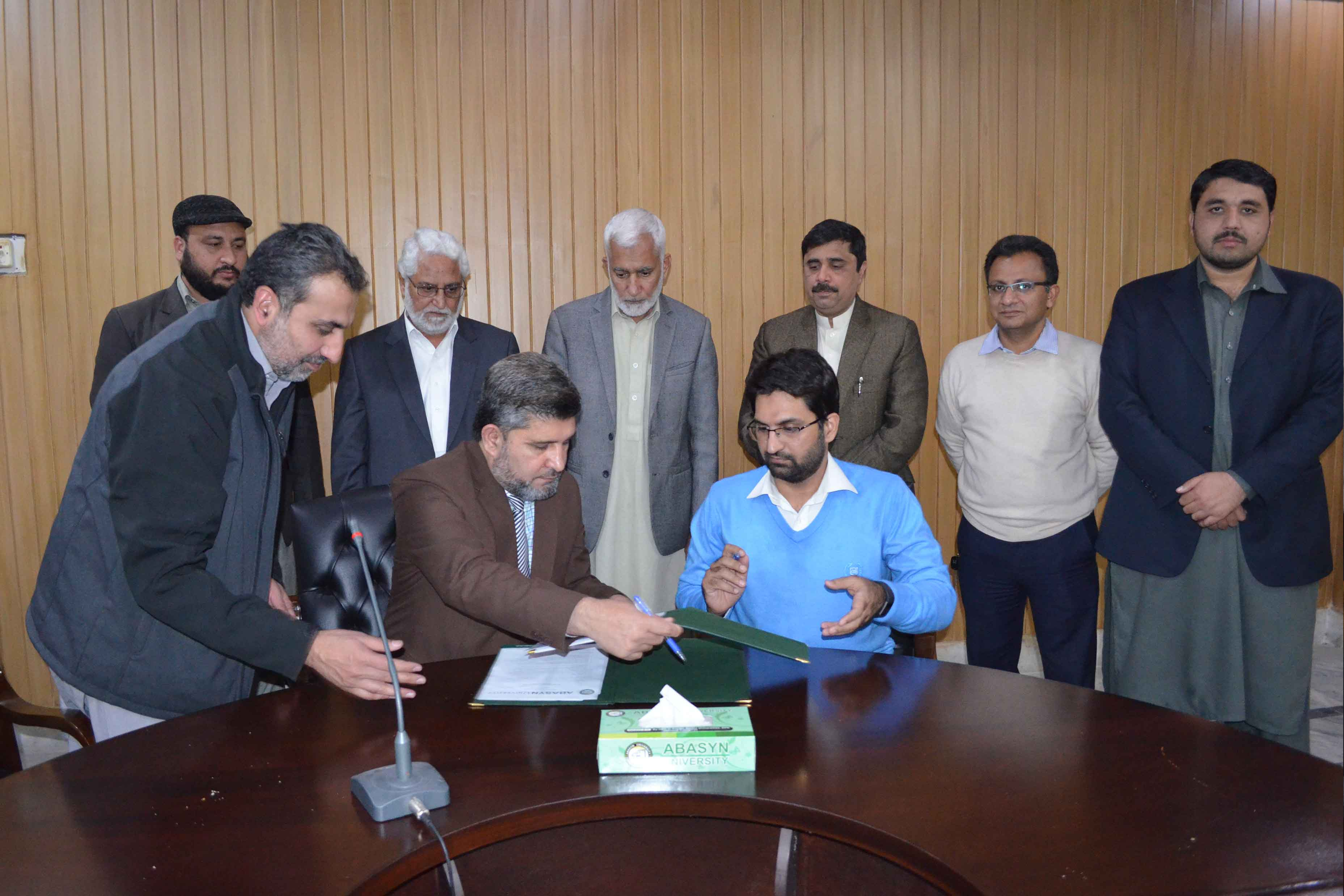 MOU signed with MMC General Hospital