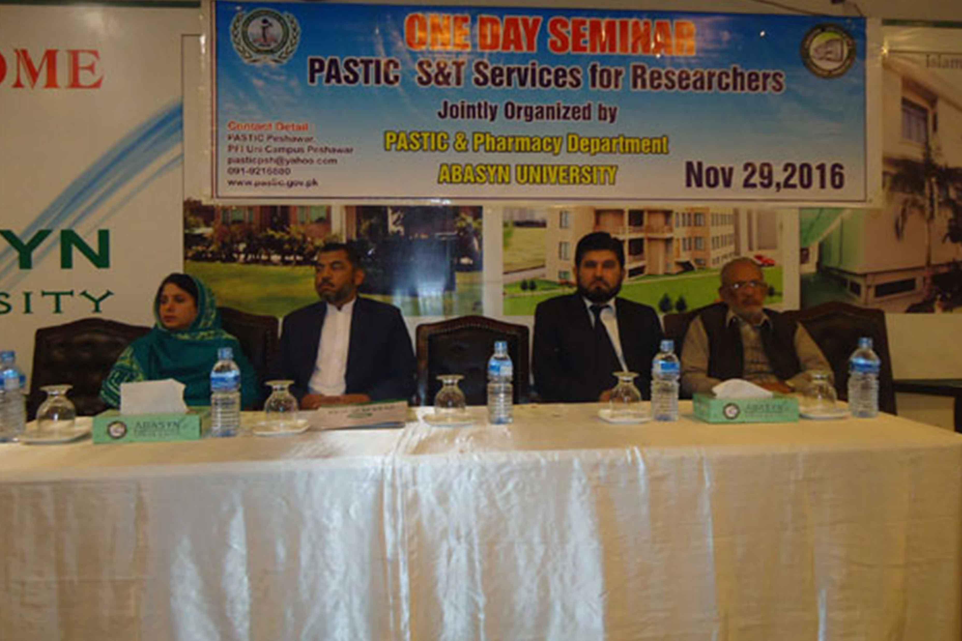 PASTIC S&T Services