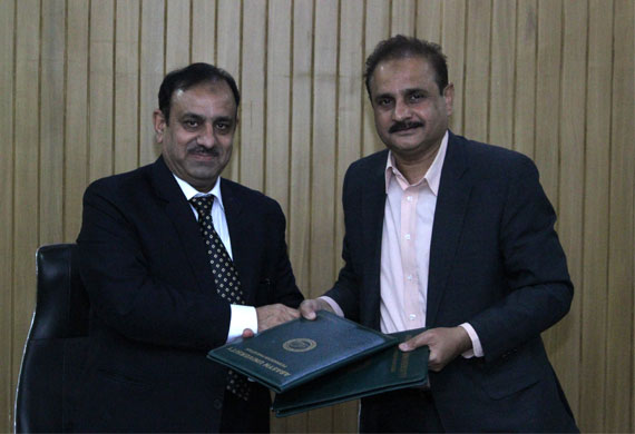 MoU with Riphah International Islamabad
