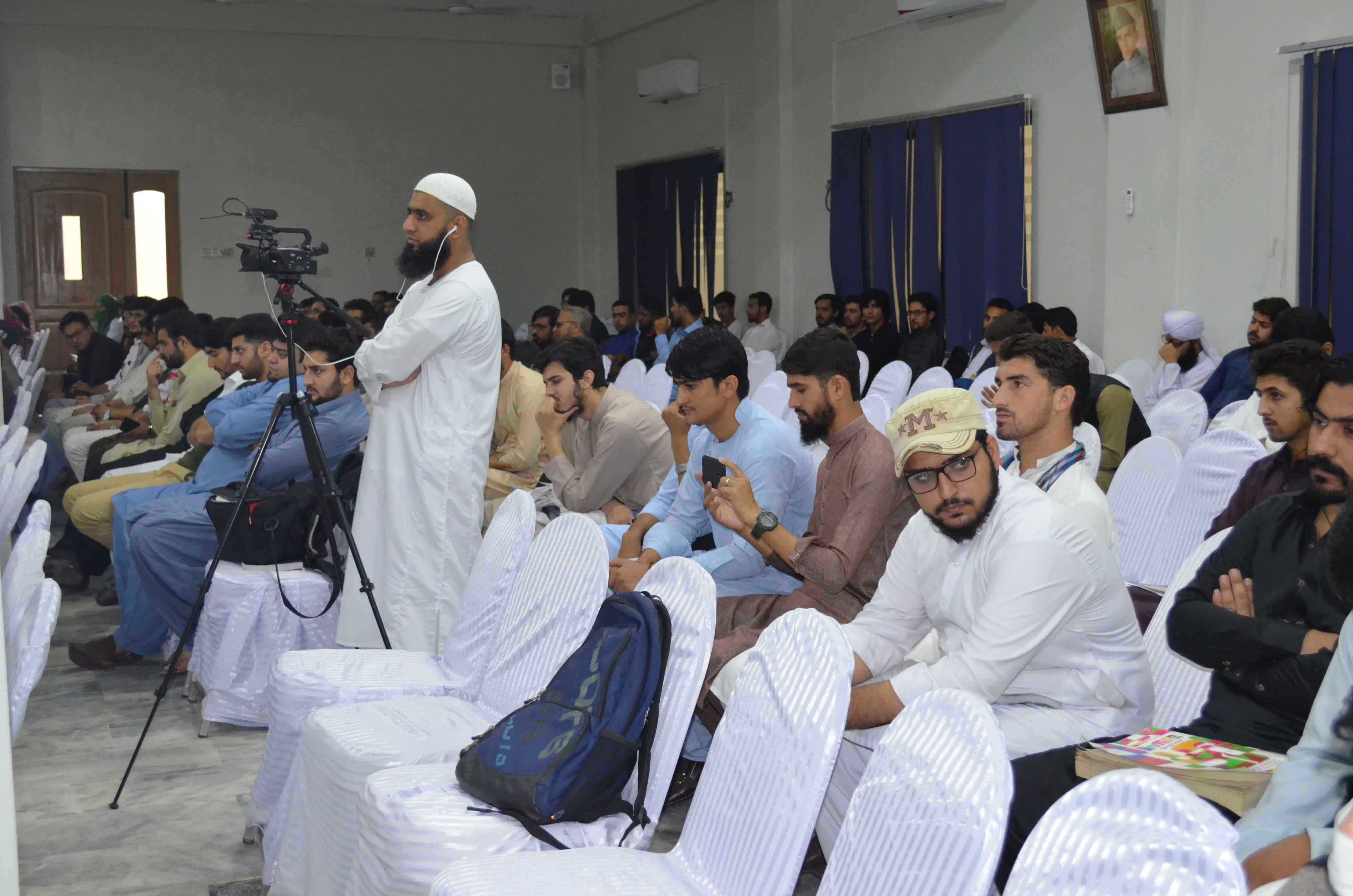 The Revival of the Soul an Inspirational speech by Shaykh Tauqeer
