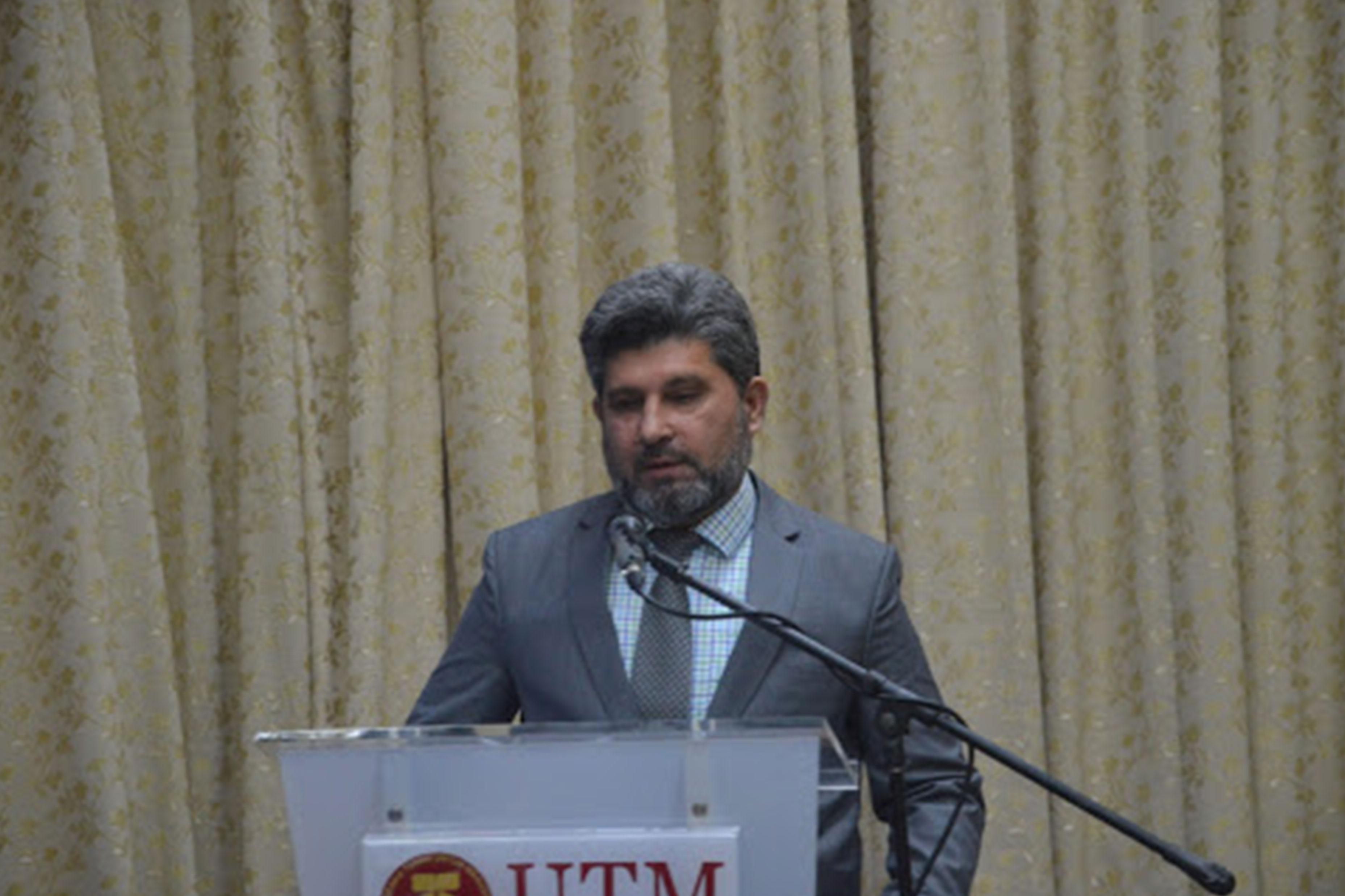 International Research Conference at UTM Johar Bahru-Malaysia