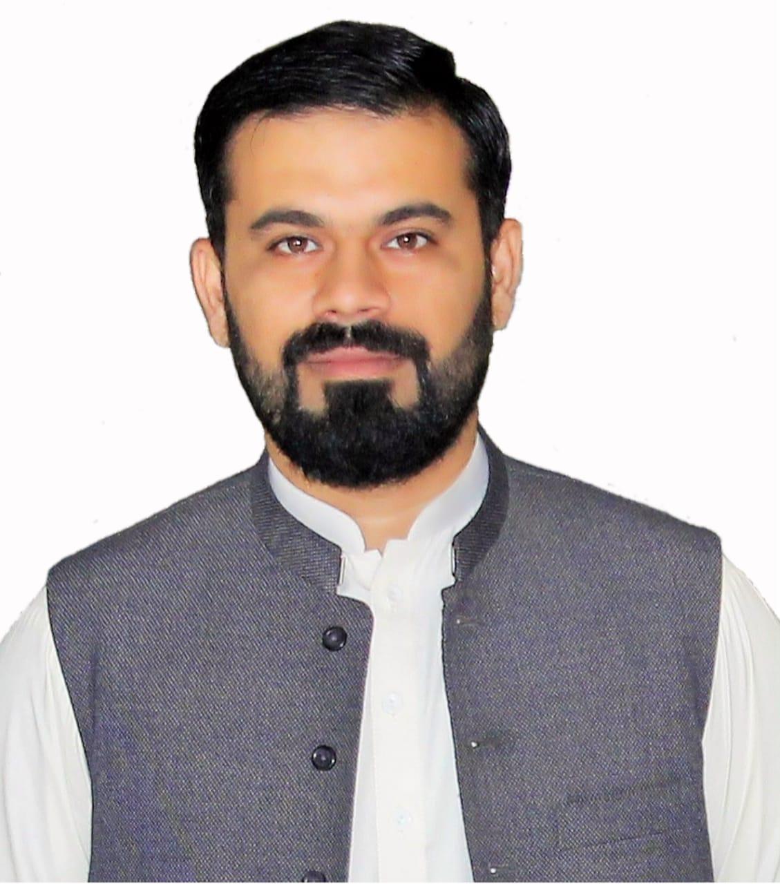 Mr. Syed Aizaz Ul Haq