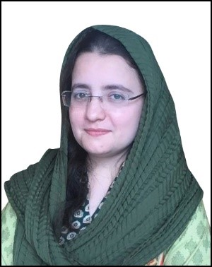 Ghazal Qamar