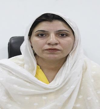 Ms. Sabeen Durrani
