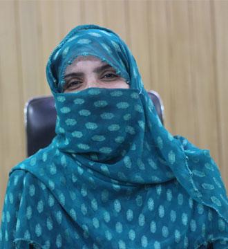 Ms. Sajida Gul