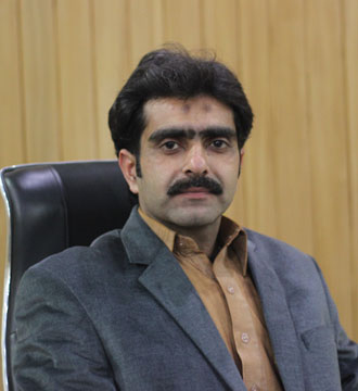 Mr. Saqib Shahid Rahim