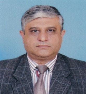 Dr. Shaukat Ali Khan