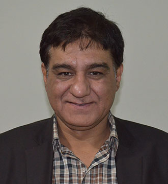 Dr. Waqar Alam