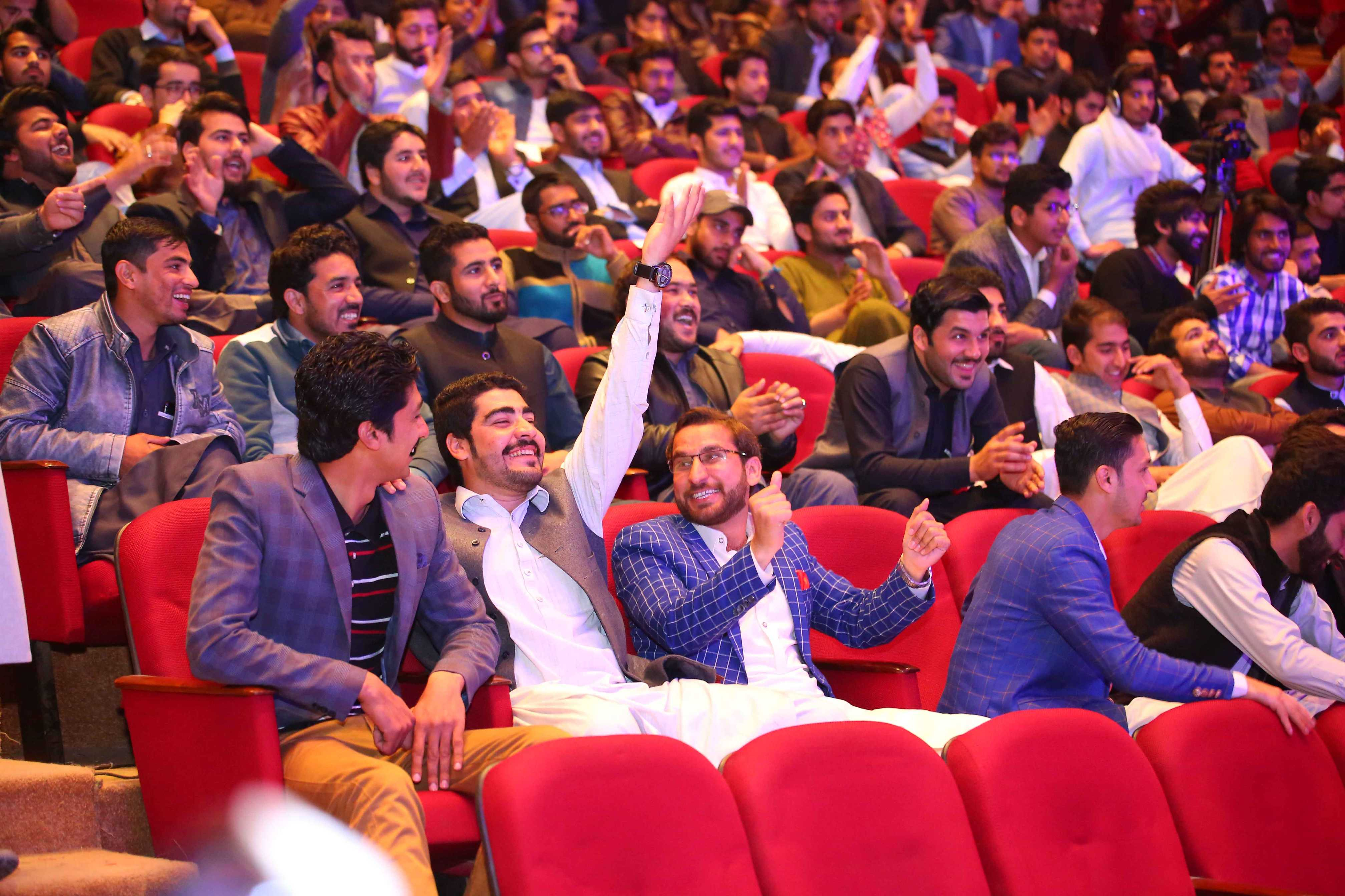 Welcome Party Abasyn University Peshawar